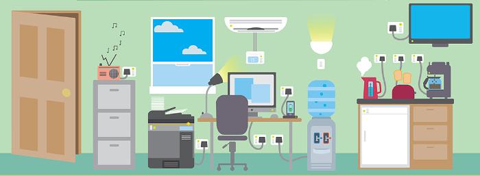 Энергосбережение в офисе