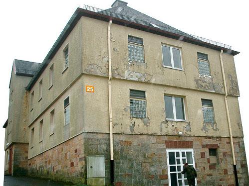 Энергопаспорт здания в Германии - пример старого дама