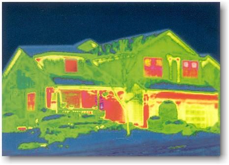 Виды энергоаудита - тепловизионнаясъемкавключаетсяв детальное энергетическое обследование