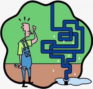 Энергосбережение в школе и ДОУ – замена старых труб