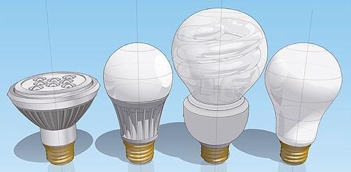Энергосбережение в освещении