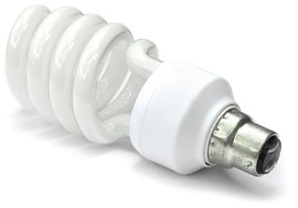 Расчет энергосбережения на примере энергосберегающих ламп