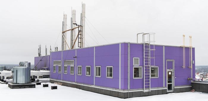 Услуги энергоаудита - обследование котельной