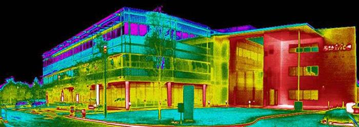 Энергетическое обследование зданий и ограждаующих конструкций