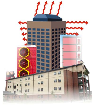 Измерение воздухопроницаемости контроль кратности воздухообмена для ввода зданий в эксплуатацию
