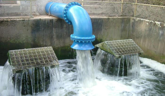 Обследование водоотведения