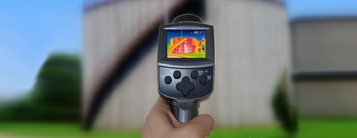 Оборудование, которое можно проверить с помощью тепловизора