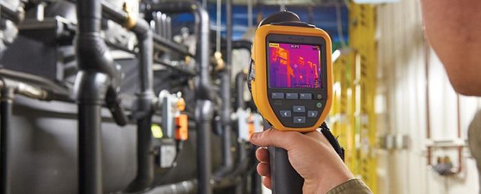 Тепловизионное обследование электрооборудования и теплового оборудования