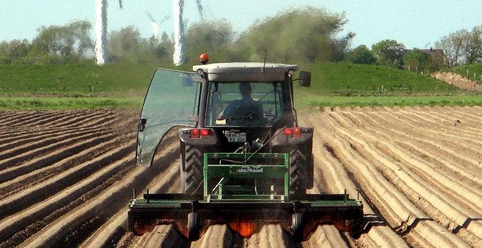 Организация системы точного земледелия