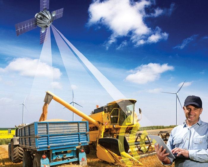 Системы мониторинга и анализа за сельскохозяйственной техникой