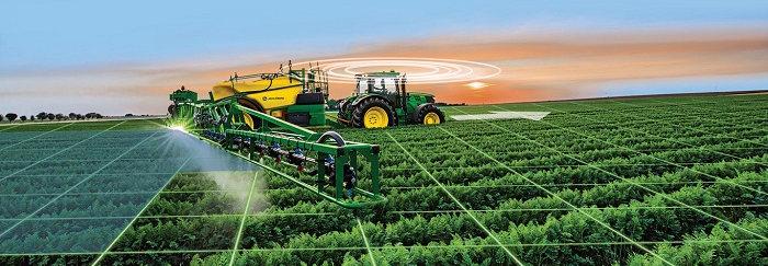 Точное земледелие – это система оптимизации сельского хозяйства