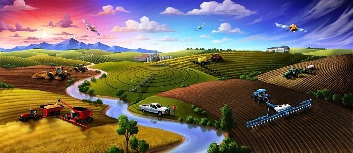 Точное земледелие - Технологии энергосбережения в сельском хозяйстве
