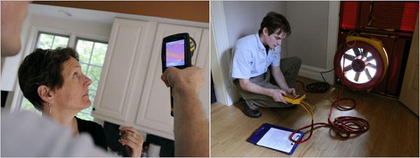 Как проходит энергетическое обследование жилых домов