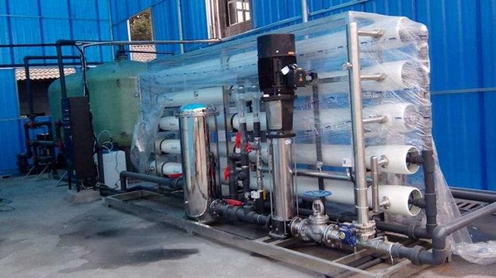 Технологии энергосбережения - оборотные системы воды