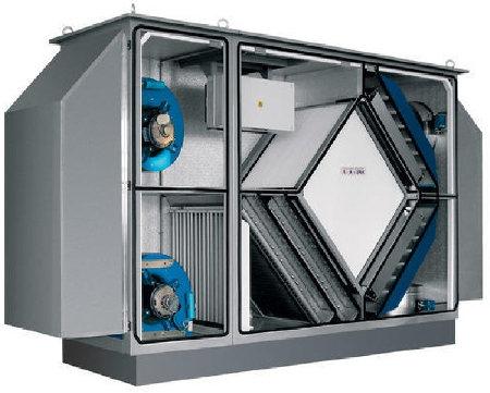 Технологии энергосбережения - рекуперация тепла и холода