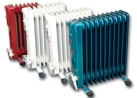 Энергосберегающее электрическое отопление - маслянные радиаторы