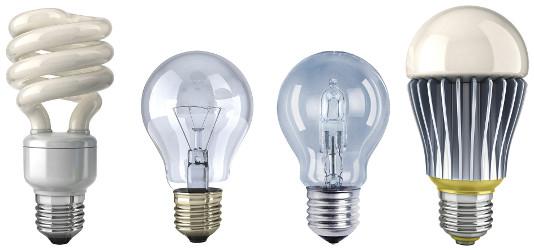 лампы и светильники с высокими показателями энергосбережения