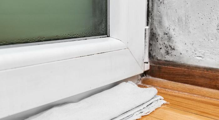 Что делать когда потеют окна