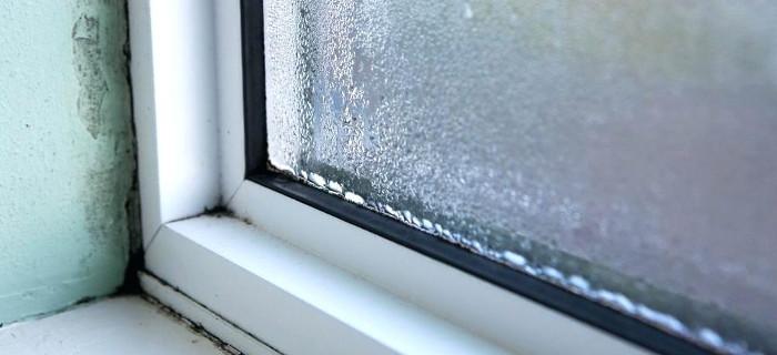 Что делать, если потеют пластиковые окна