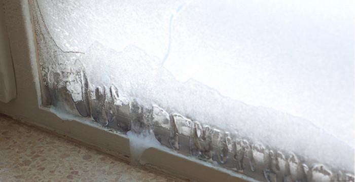 Что происходит с окнами зимой