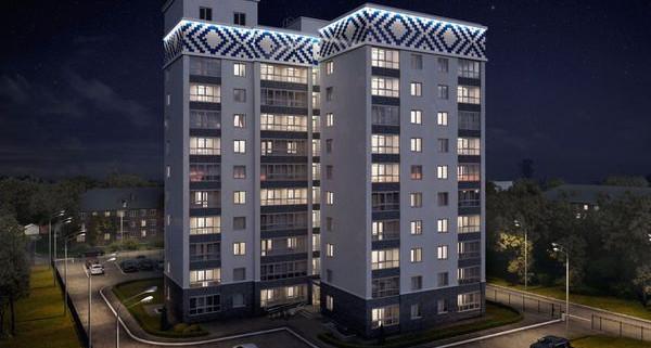 Энергетический паспорт многоквартирного жилого дома в Пензе