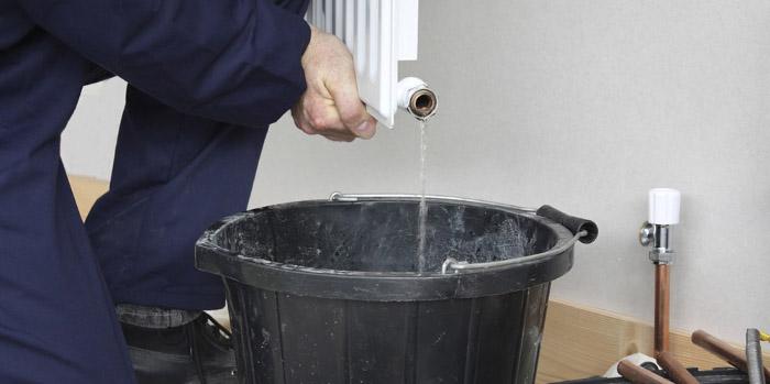 Промывка отопления своими руками