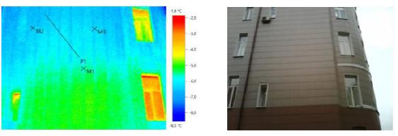Тепловизионное обследование быстро