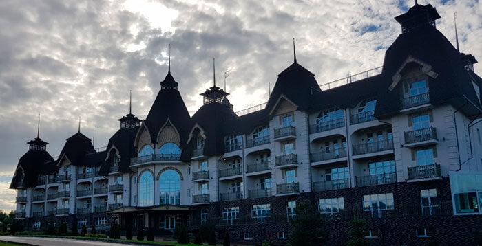 Отчет: кратность воздухообмена гостиницы