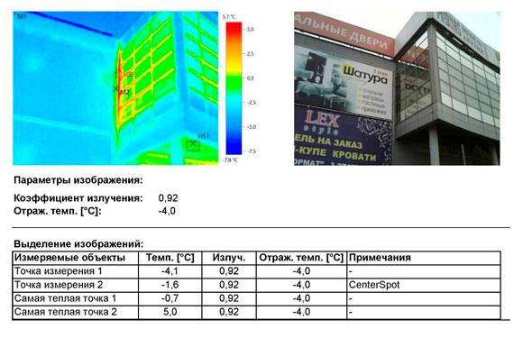 техническое обследование зданий ТЦ