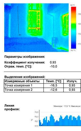 тепловизионное обследование город Пушкин