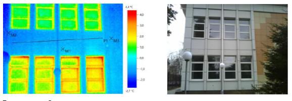 Тепловизионное обследование Административного здания