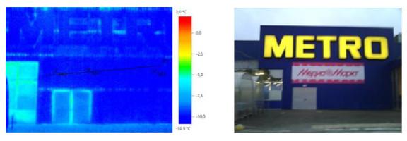 Отчет по тепловизионному обследованию Метро Кэш энд Керри