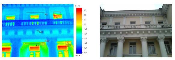 Отчет по тепловизионному обследованию образовательного учреждения
