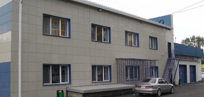 Энергетический паспорт Административного здания