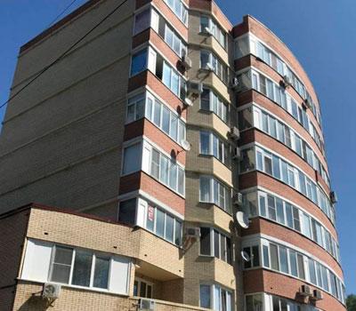 Энергетический паспорт Многоэтажного многоквартирного жилого дома