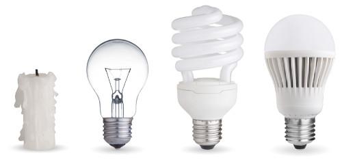 Энергосбережение в области освещения