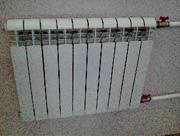 Биметаллический радиатор Calor 350/80 10 секций
