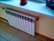 Биметаллический радиатор Calor 350/80 12 секций