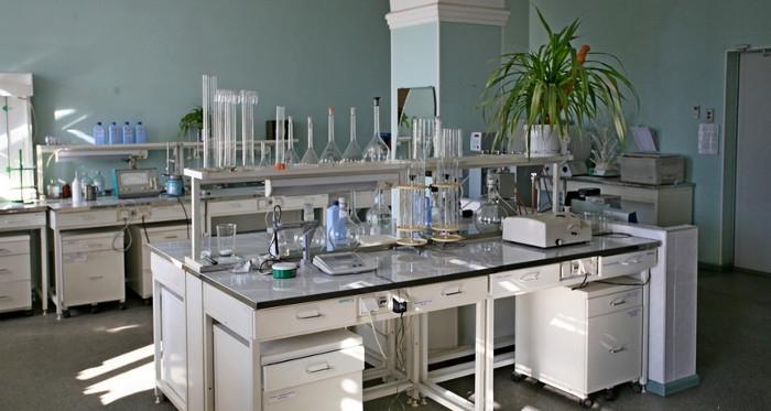 кратность воздухообмена лаборатории - отчет