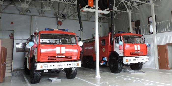 Воздухопроницаемость и кратность воздухообмена пожарного депо
