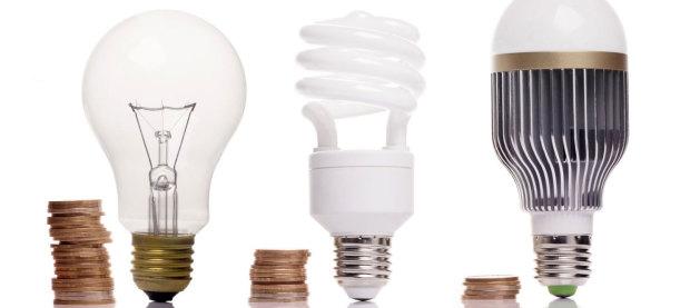 Установка энергосберегающих ламп