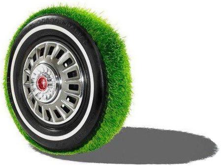 Энергосбережение на транспорте - Зеленые шины