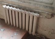 Чугунный радиатор М-140-АО 10 секций
