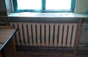 Чугунный радиатор М-140-АО 15 секций