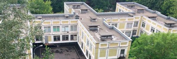 Расчет тепловой нагрузки здания администрации