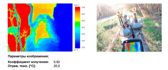 Карты дефектов и выявленные тепловые потери здания котельной. Обследование котельной