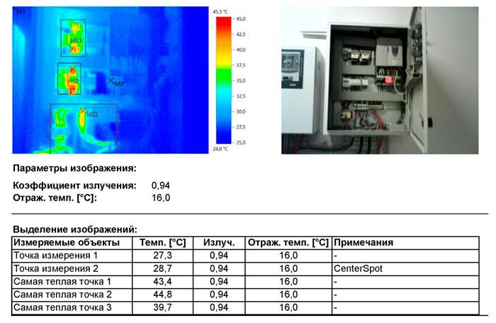 Панель насос CP-CHV.SEC.FCU-07 панель 1