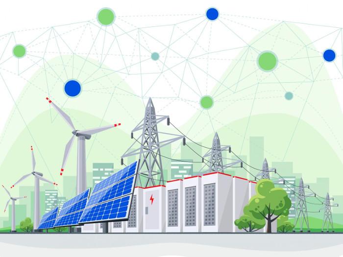 Поставщики электроэнергии - Сетевые организации