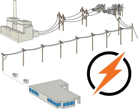 Тарифы на электроэнергию для юридических лиц - приобретаемая мощность