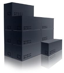 №18 Блоки для хранения термической энергии
